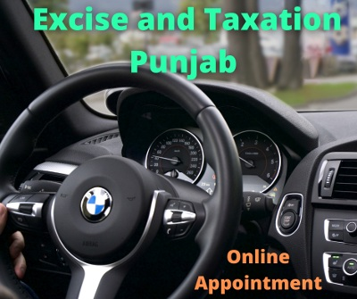 Excise_and_Taxation_Punjab_Online_appointment