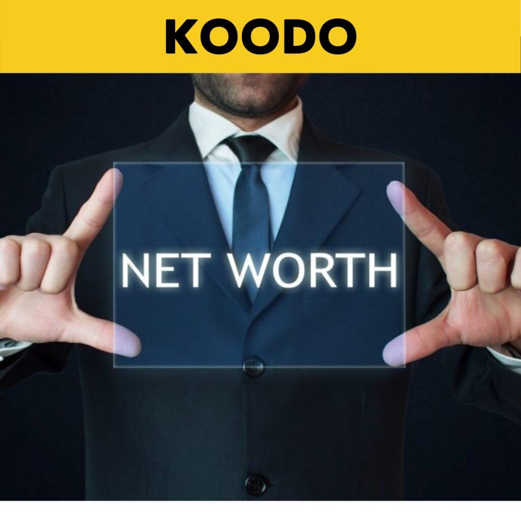 Koodo_Net_worth