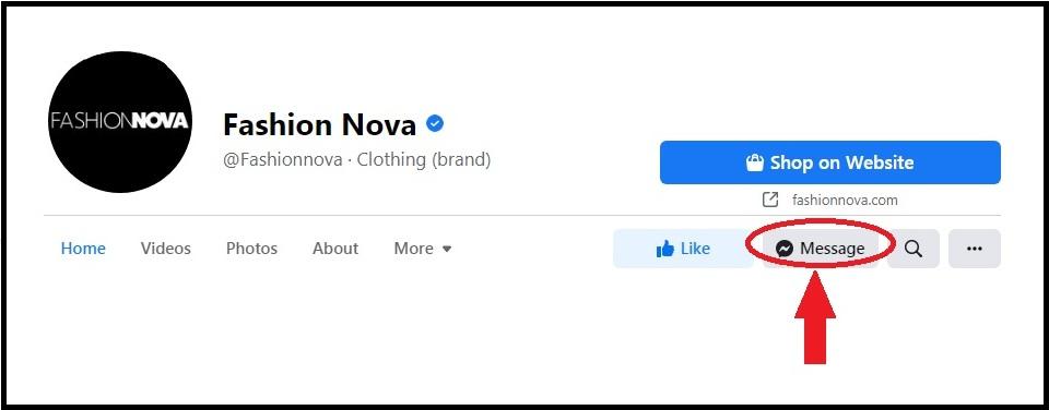 fashion nova live chat support