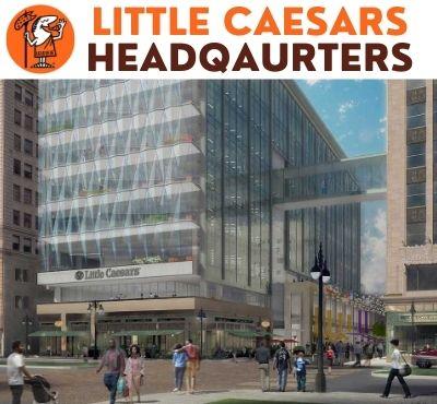 little caesars headquarters